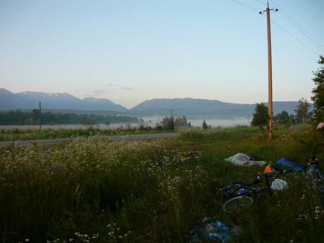Утро перед Черниговской