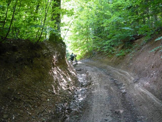 еще километра полтора и мы на перевале