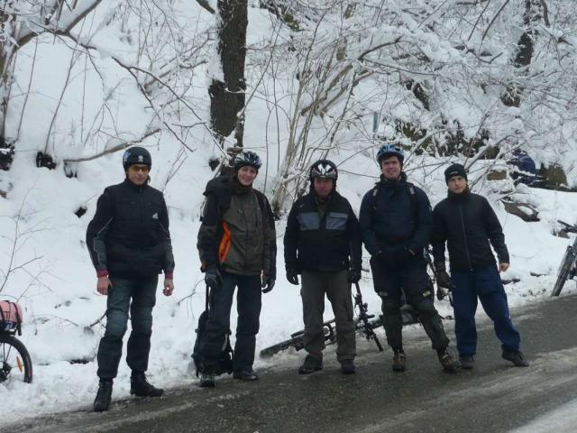 Банда в сборе)