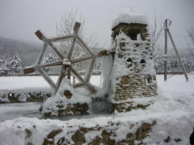 Водяная мельница