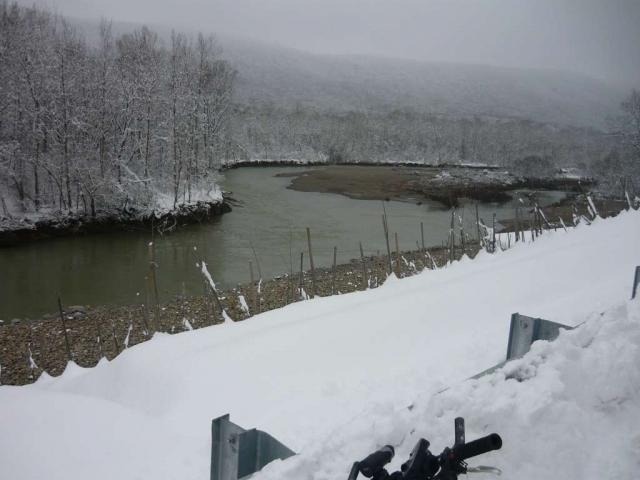 Зимний Псекупс