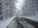 Зимняя дорога на Фанагорийку