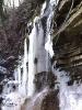 Водопад Утаенный на Собер-Баше