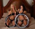 Девушки на велосипедах_11
