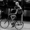Девушки на велосипедах_35