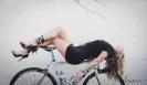 Девушки на велосипедах_8